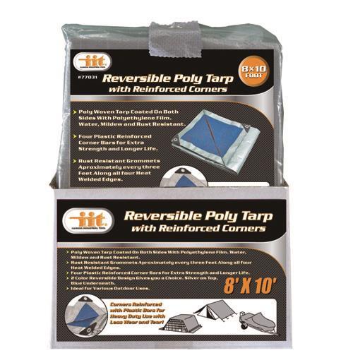 Wholesale REVERSIBLE POLY TARP 8' X 10'