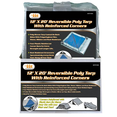 Wholesale 12'x20' TARP-240 SF-DSPLAY BOX