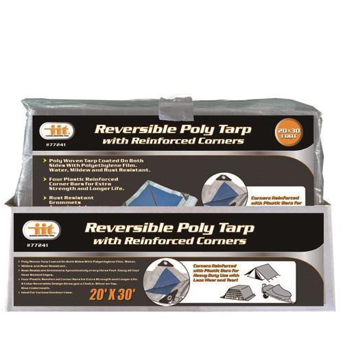 Wholesale 20'x30' TARP -600sf DISPLAY BOX