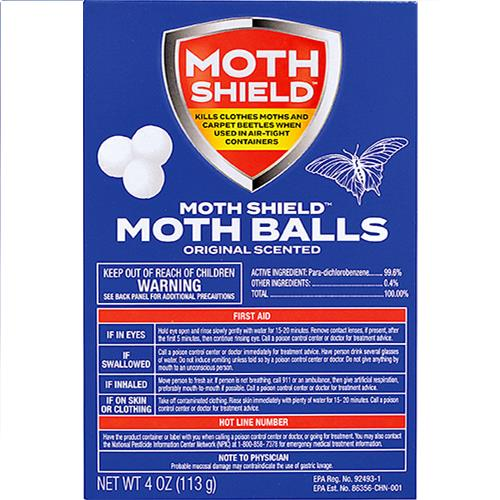 Wholesale Original Moth Balls 4 oz