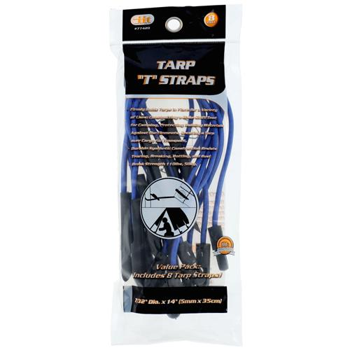 "Wholesale Tarp ""T"" Straps"
