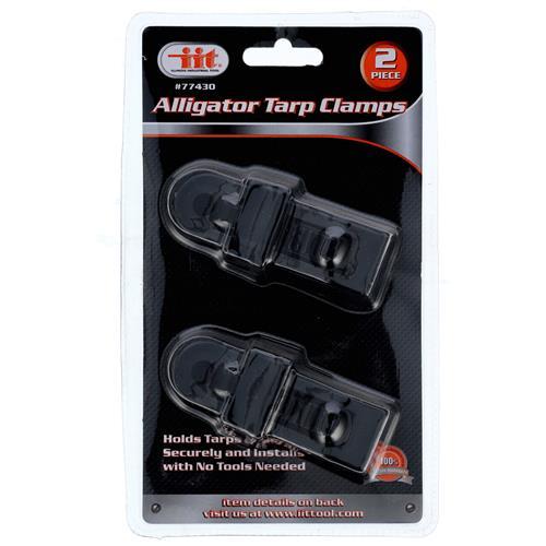 Wholesale 2pc ALLIGATOR TARP CLAMPS