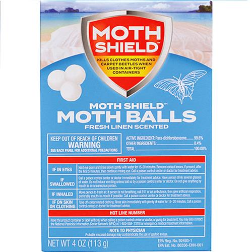 Wholesale Fresh Linen Moth Balls 4 oz