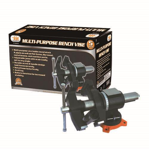 "Wholesale 5"" MULTI-PURPOSE BENCH VISE"