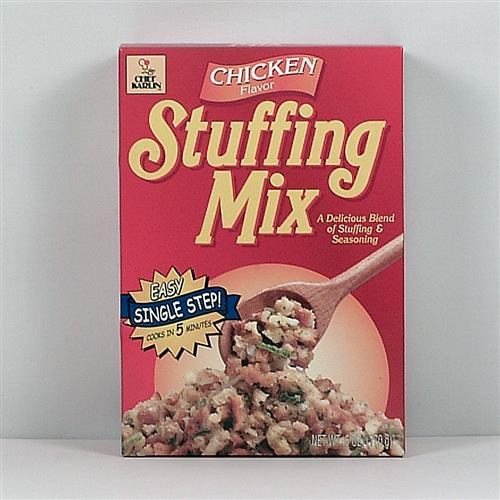 Wholesale Chef Karlin Chicken Stuffing Mix