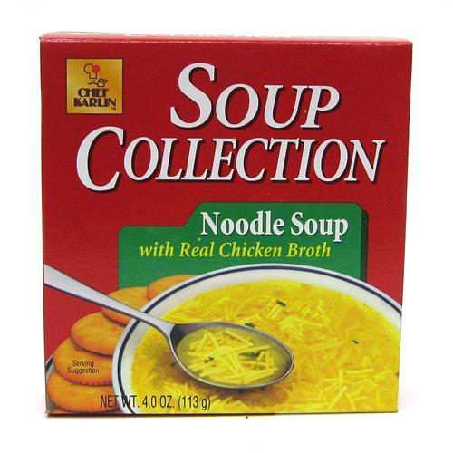 Wholesale Karlin Chicken Noodle Dry Soup Mix 24/4 Oz