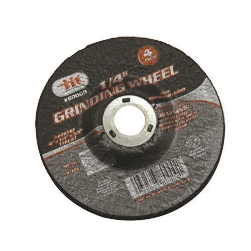 "Wholesale 4"" X 1/4"" X 5/8"" Grinding Wheel"