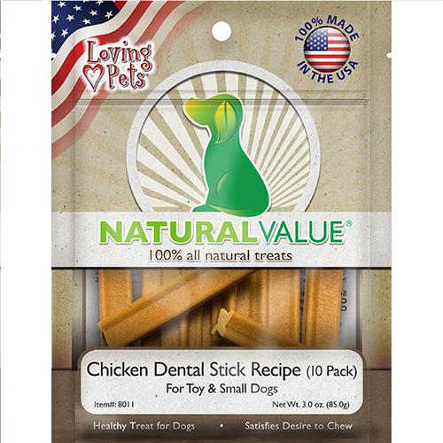 Wholesale Small Dental Sticks 3oz (10 Pack)