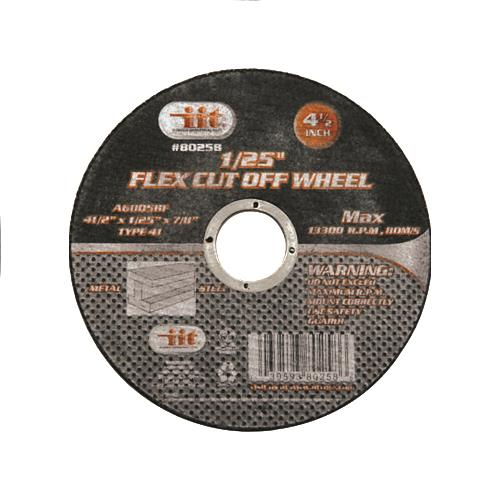 "Wholesale 4-1/2"" X 1/25"" Flex Cut Off Wheel"