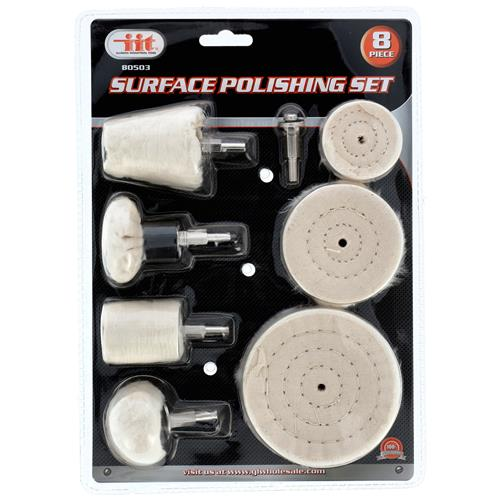 Wholesale 8pc SURFACE POLISHING SET