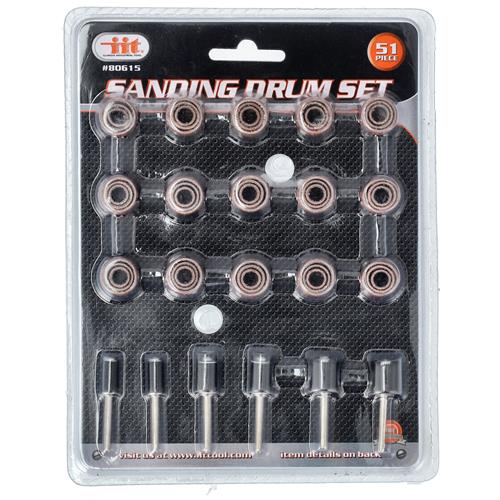 Wholesale 51pc SANDING DRUM SET