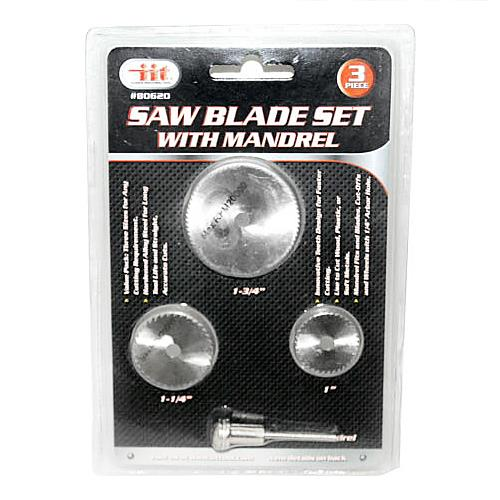 Wholesale Saw Blade Set With Mandrel