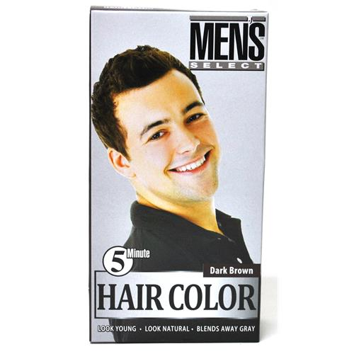 Wholesale Nu Pore Men's Select Hair Color Dark Brown