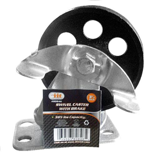 """Wholesale 3-1/2"""" SWIVEL CASTER WITH BRAKE"""