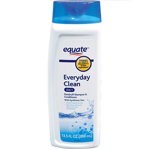 Wholesale EQUATE EVERYDAY CLEAN SHAMPOO