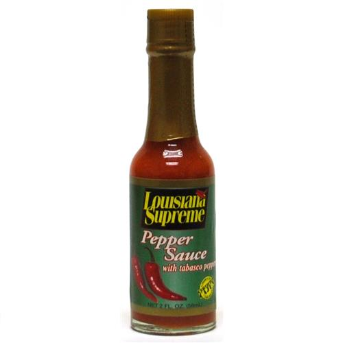 Wholesale Louisiana Supreme Pepper Sauce (Tabasco)