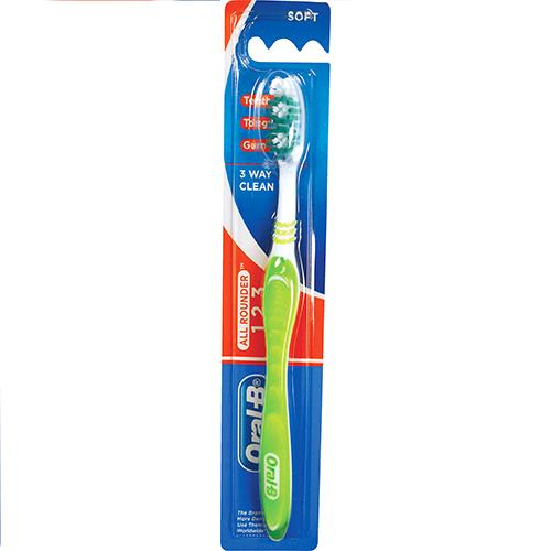Wholesale Oral B Tootbrush - Soft All Rounder