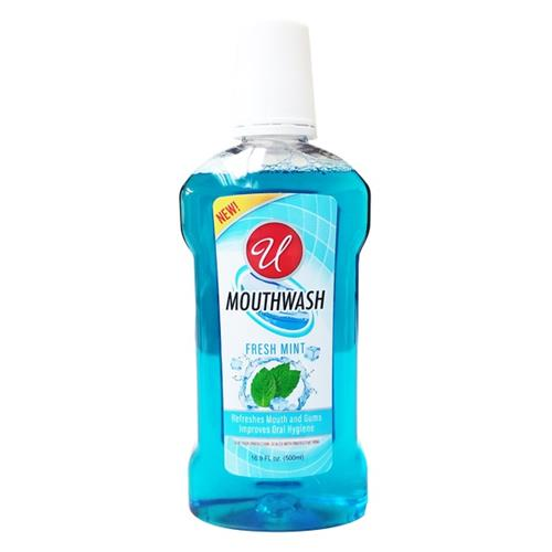 Wholesale 16.9 OZ MOUTH WASH FRESH MINT