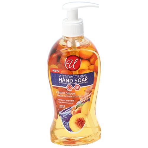 Wholesale HAND SOAP ANTI-BACTERIAL PEACH DREAM 13.5OZ