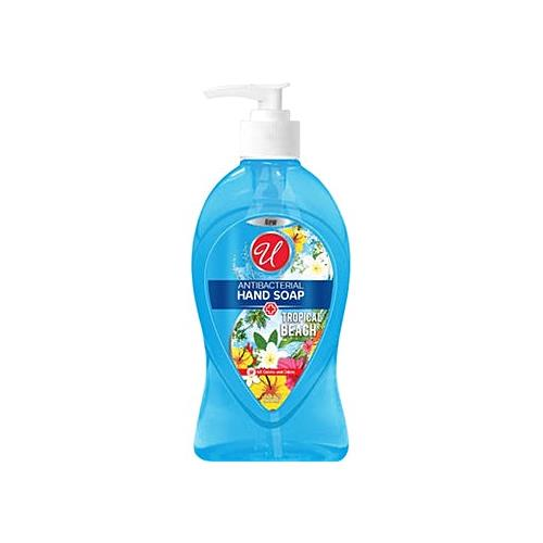 Wholesale HAND SOAP ANTI-BACTERIAL TROPICAL BEACH 13.5OZ
