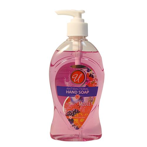 Wholesale HAND SOAP ANTI-BACTERIAL BERRY MEDLY 13.5oz