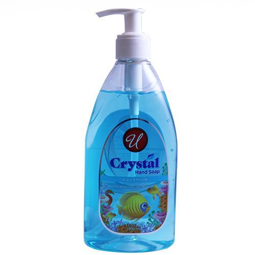 Wholesale HAND SOAP CLEAR AQUARIUM