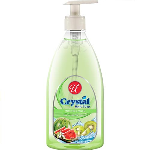 Wholesale HAND SOAP CLEAR KIWI & MELON