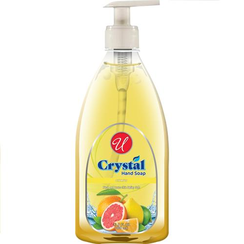 Wholesale HAND SOAP CLEAR CITRUS SCENTED