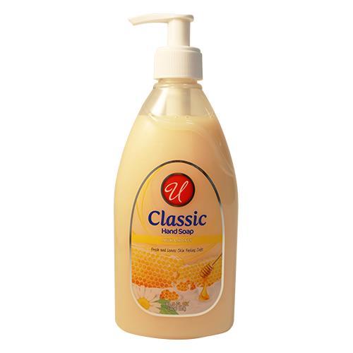 Wholesale 13.5oz HAND SOAP CREAMY MILK & HONEY.