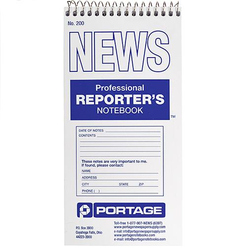 """Wholesale REPORTERS NOTEBOOK 4x8"""" 70 SHE"""