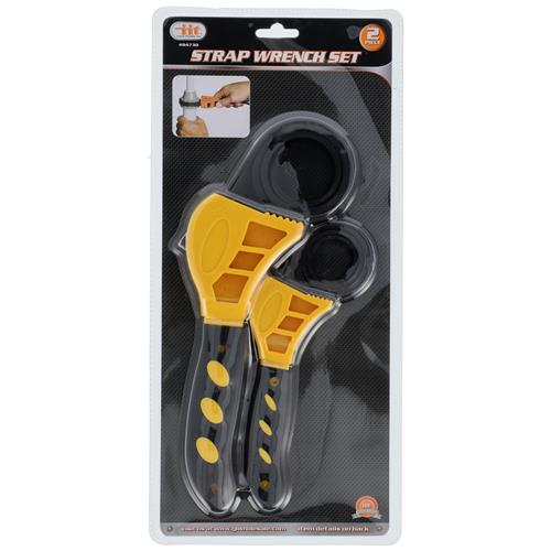 Wholesale 2pc STRAP WRENCH SET