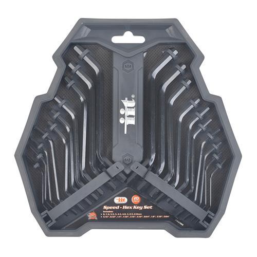 Wholesale 20pc SPEED HANDLE HEX KEYS