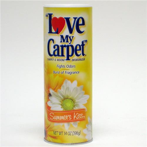 Wholesale Love My Carpet Kiss's Summer Rug & Room Deodorizer