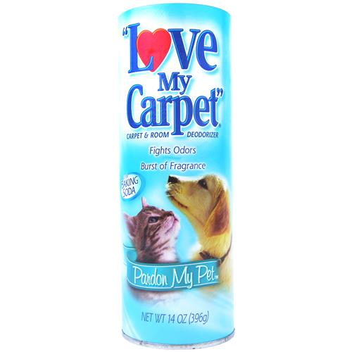Wholesale Love My Carpet Pardon My Pet Rug & Room Deodorizer