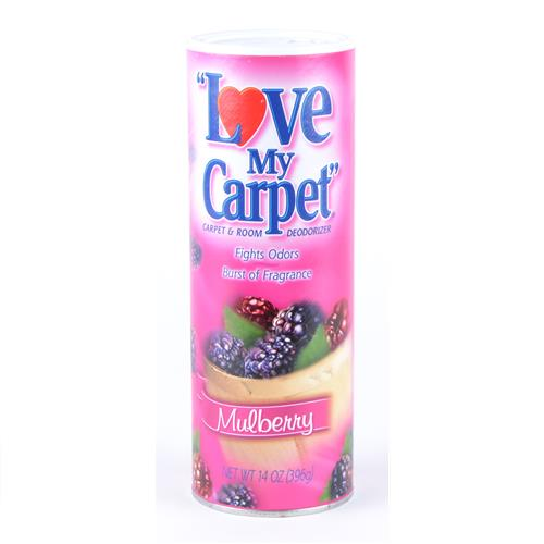 Wholesale Love My Carpet Mulberry Carpet/Room Deodorizer