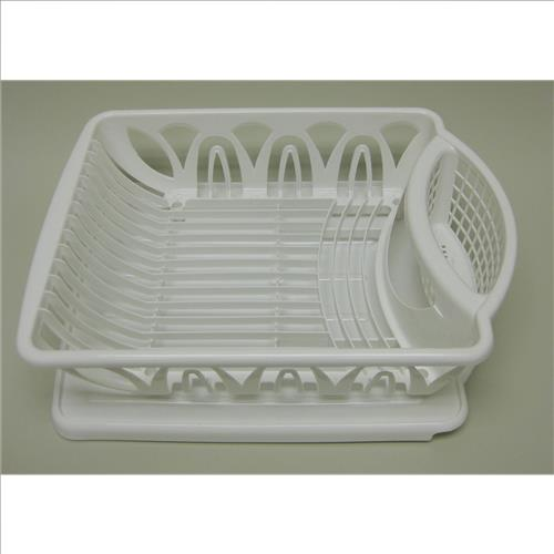 Wholesale Deluxe Sink Set 2pc White Or Assorted Colors 17x14x5""