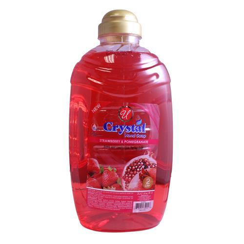 Wholesale 2L HAND SOAP REFILL STRAWBERRY POMEGRANATE