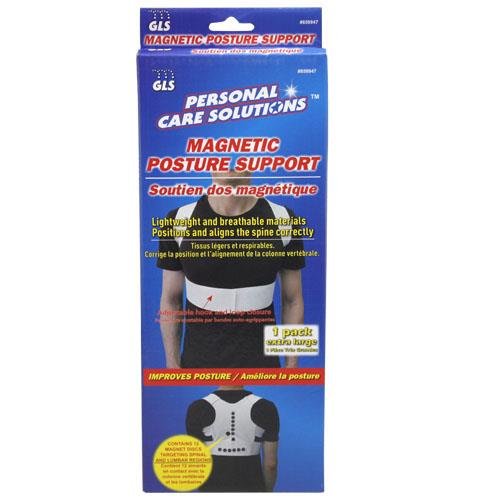 Wholesale MAGNETIC POSTURE SUPPORT - XL