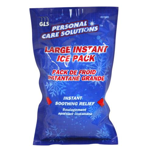 Wholesale LARGE INSTANT ICE PACK single