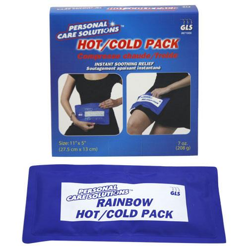 "Wholesale HOT/COLD PACK 11x5"" REUSABLE"