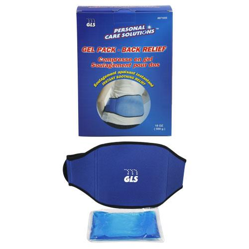 Wholesale REUSABLE BACK RELIEF GEL PACK