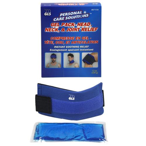 Wholesale REUSABLE HEAD/NECK RELIEF GEL