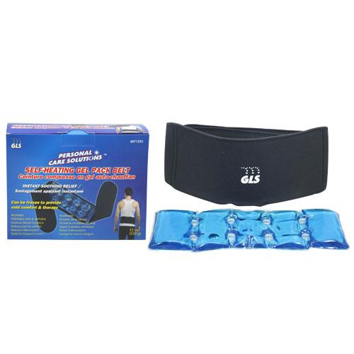 Wholesale SELF-HEATING GEL PACK BELT REUSABLE