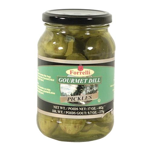 Wholesale Forrelli Gourmet Dill Pickles