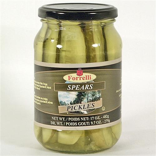 Wholesale Forrelli Pickle Spears