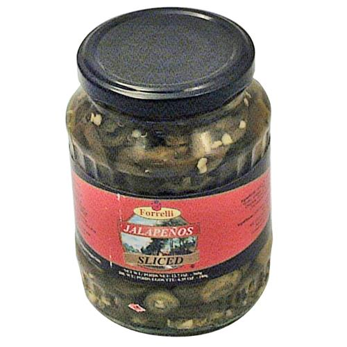 Wholesale Forrelli Sliced Jalapenos