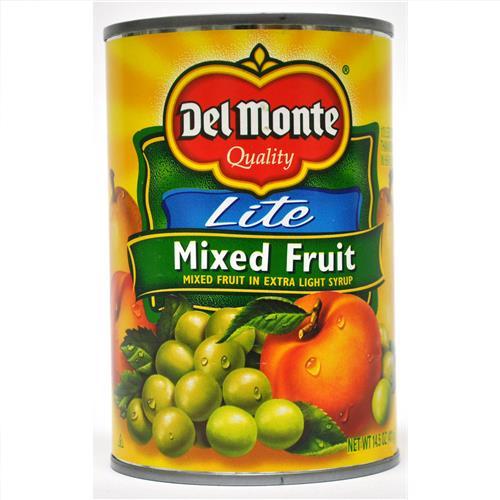 Wholesale Del Monte Mixed Fruit