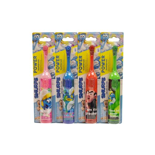 Wholesale POWER TOOTHBRUSH -SMURFS THE L