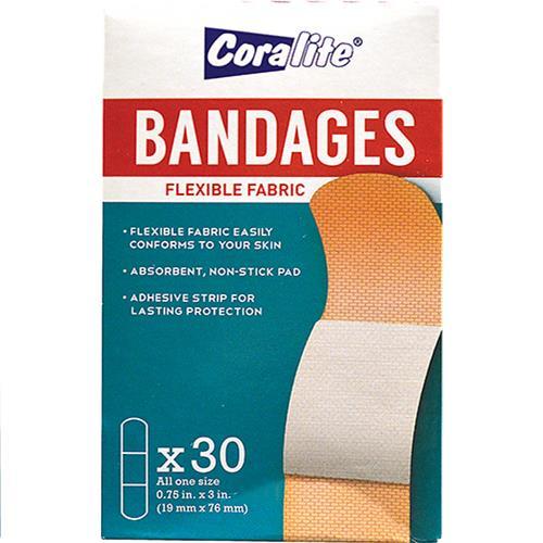 Wholesale Coralite Flex Fabric Bandages