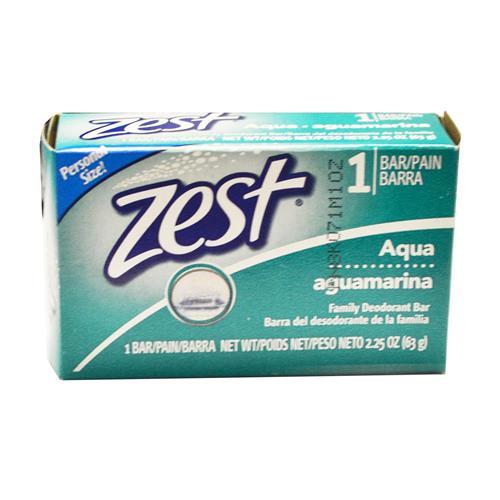 Wholesale Zest Bar Soap Fresh Aqua 2.25oz